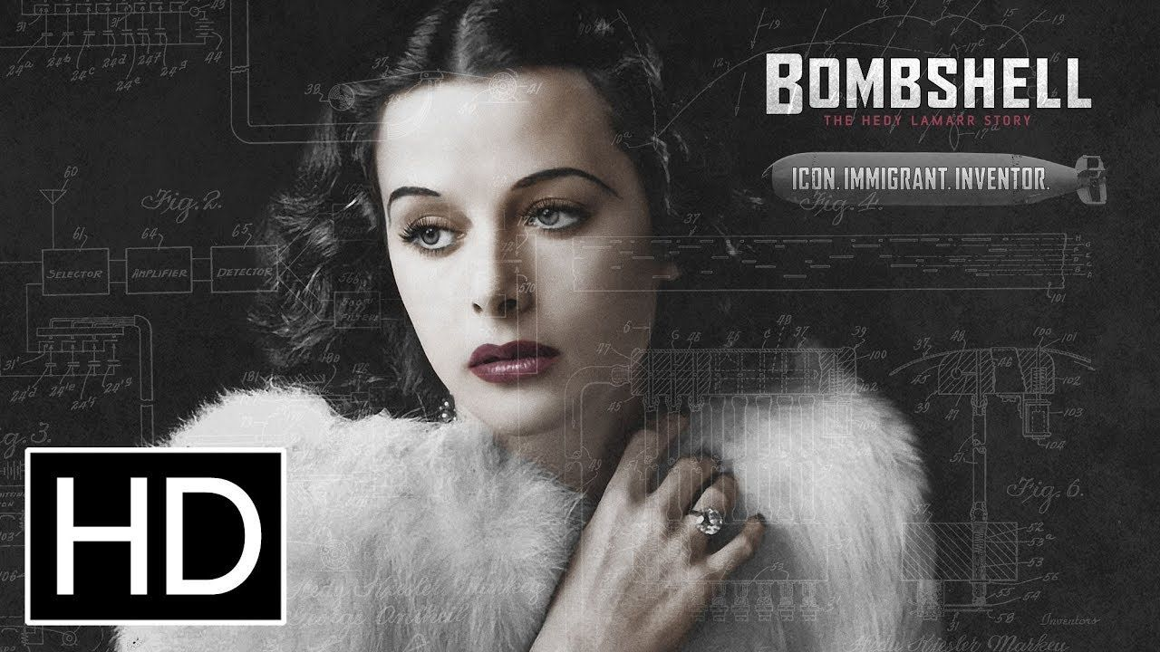 Bombshell The Hedy Lamarr Story Official Trailer Hedy Lamarr