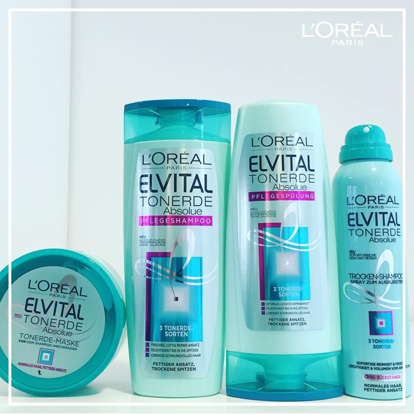 Unsere Neue Elvital Serie Tonerde Absolue Pre Wash Maske Shampoo