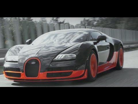 Bugatti Veyron 16 4 Super Vs Hennessey Venom Gt Bugatti Veyron