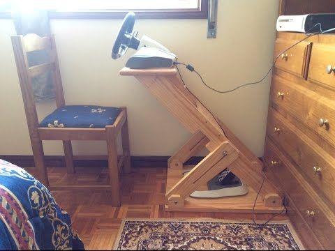 a41f682f80e The WheelStand mkII - Custom DIY Steering Wheel Stand - YouTube | x ...