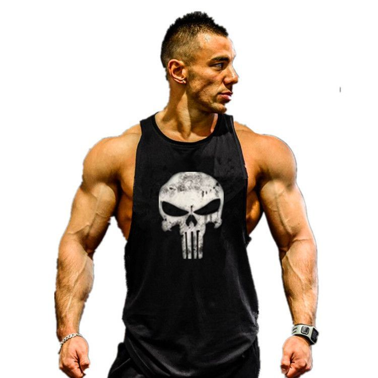 652bc8ea7104f4 Bodybuilding Muscle Shirt Men Stringer Golds Fitness Clothing.  Muscle4Muscle Big Bad Boy Gorilla Wear Tank Tops Gym Men