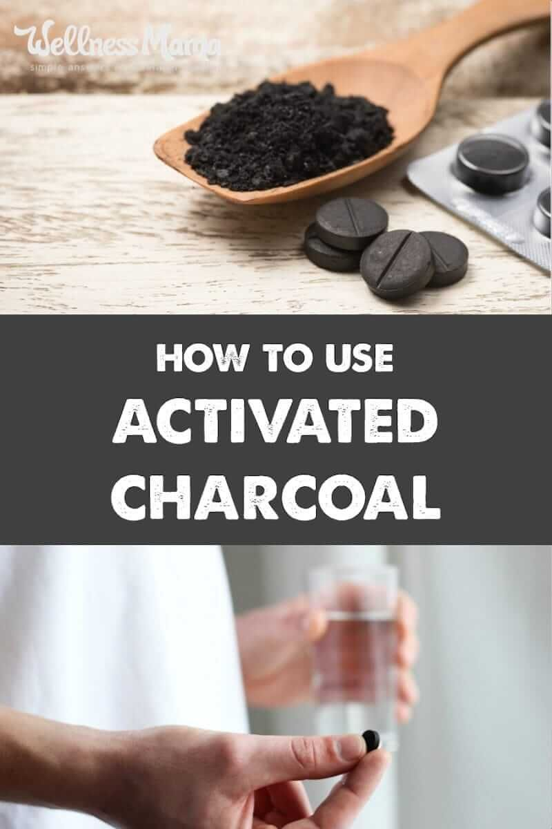 Pin on Activated Charcoal