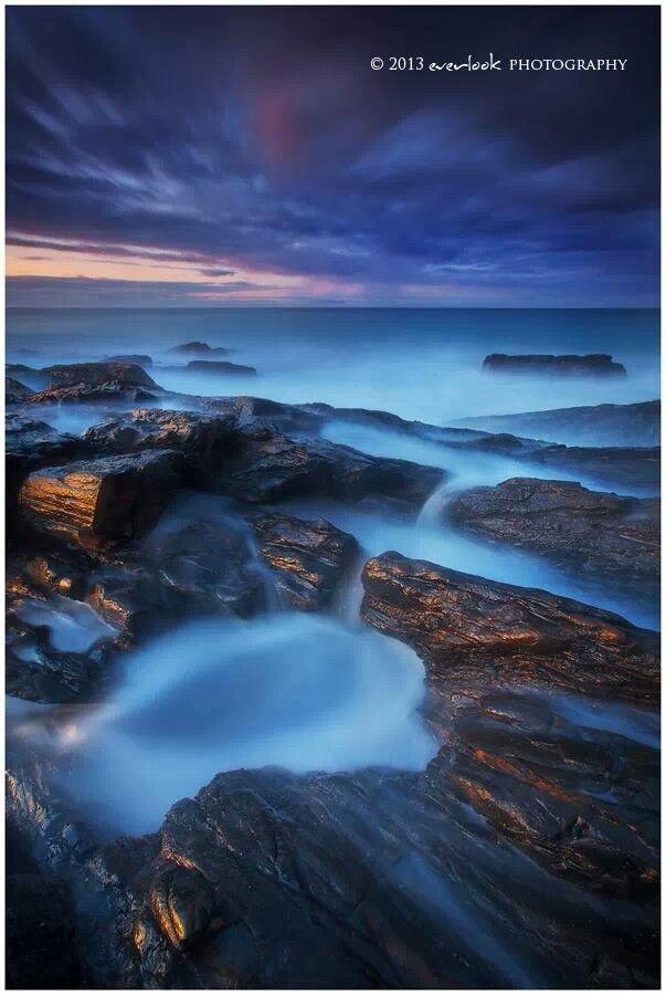 Basham Beach taken by Everlook Photography