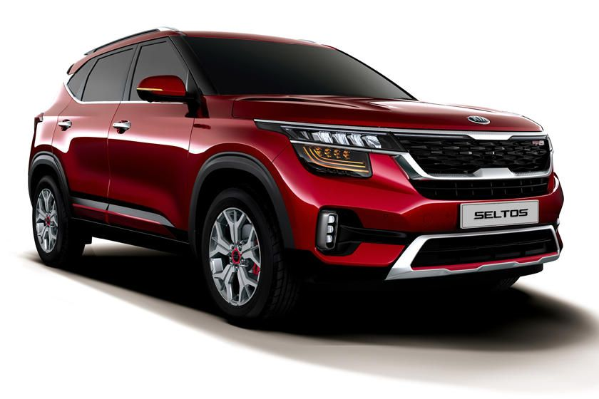 2020 Kia Seltos Review Trims Specs And Price Carbuzz Small Suv Suv Compact Suv