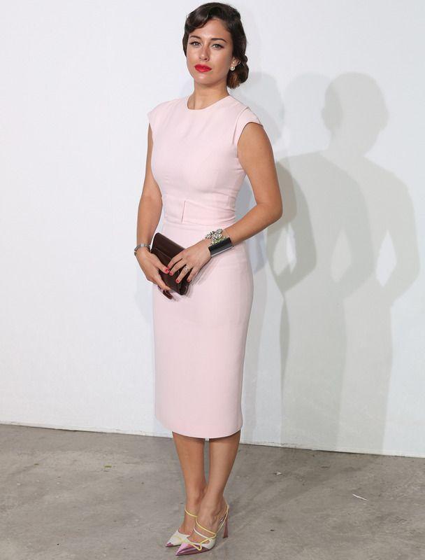 940c75b5b Celebrities de color de rosa