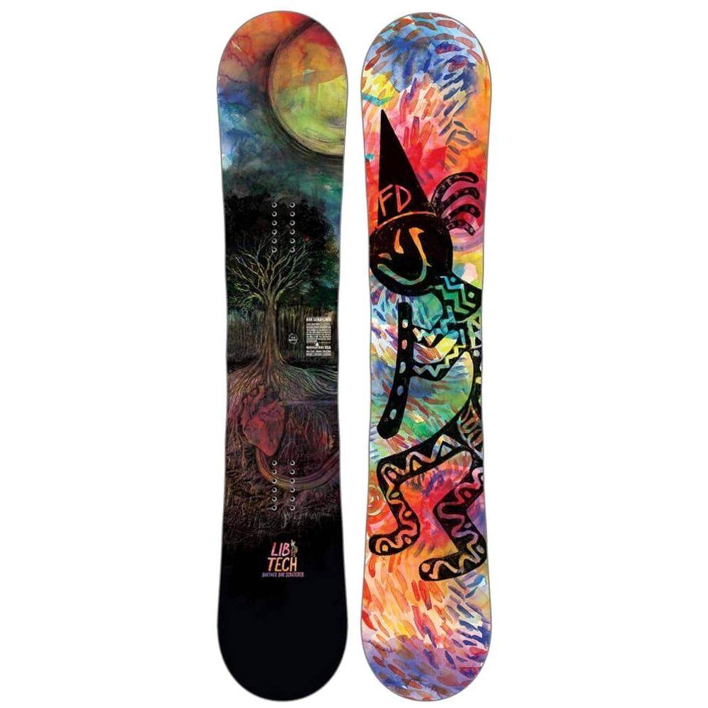 Box Scratcher Snowboard 151