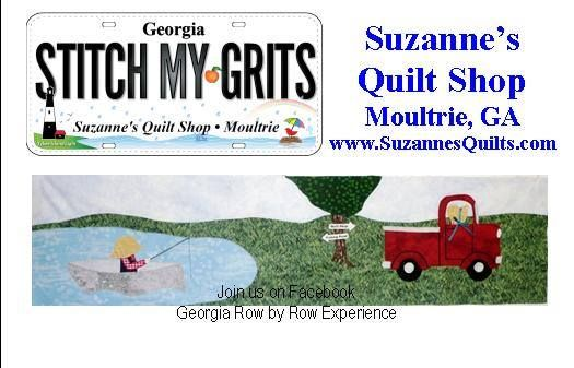 Georgia - Suzanne's Quilt Shop in Moultrie - www.SuzannesQuilts ... : suzannes quilt shop - Adamdwight.com