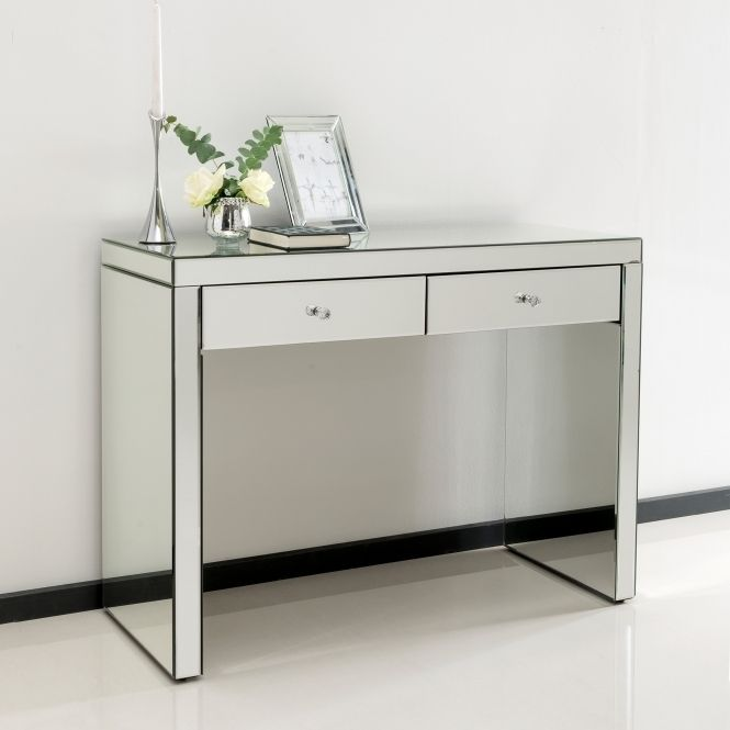 Delicieux Romano Crystal Mirrored Console Table NOW £189.99   A Brand New Addition To  Our Range