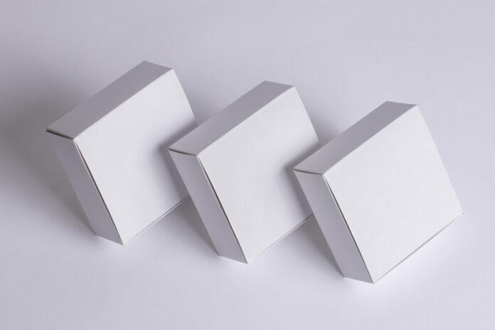 Download Free Multicolored Square Boxes Packaging Mockup Psd Packaging Mockup Mockup Psd Box Packaging