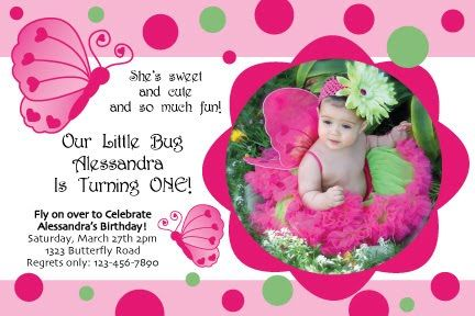 17 Best images about butterfly birthday – Butterfly Birthday Party Invitations
