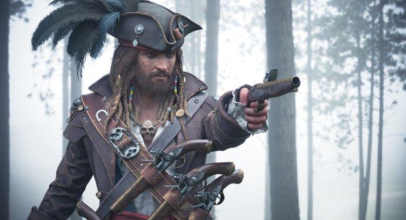 ArtStation Pirate, Michael Weisheim Beresin in 2020