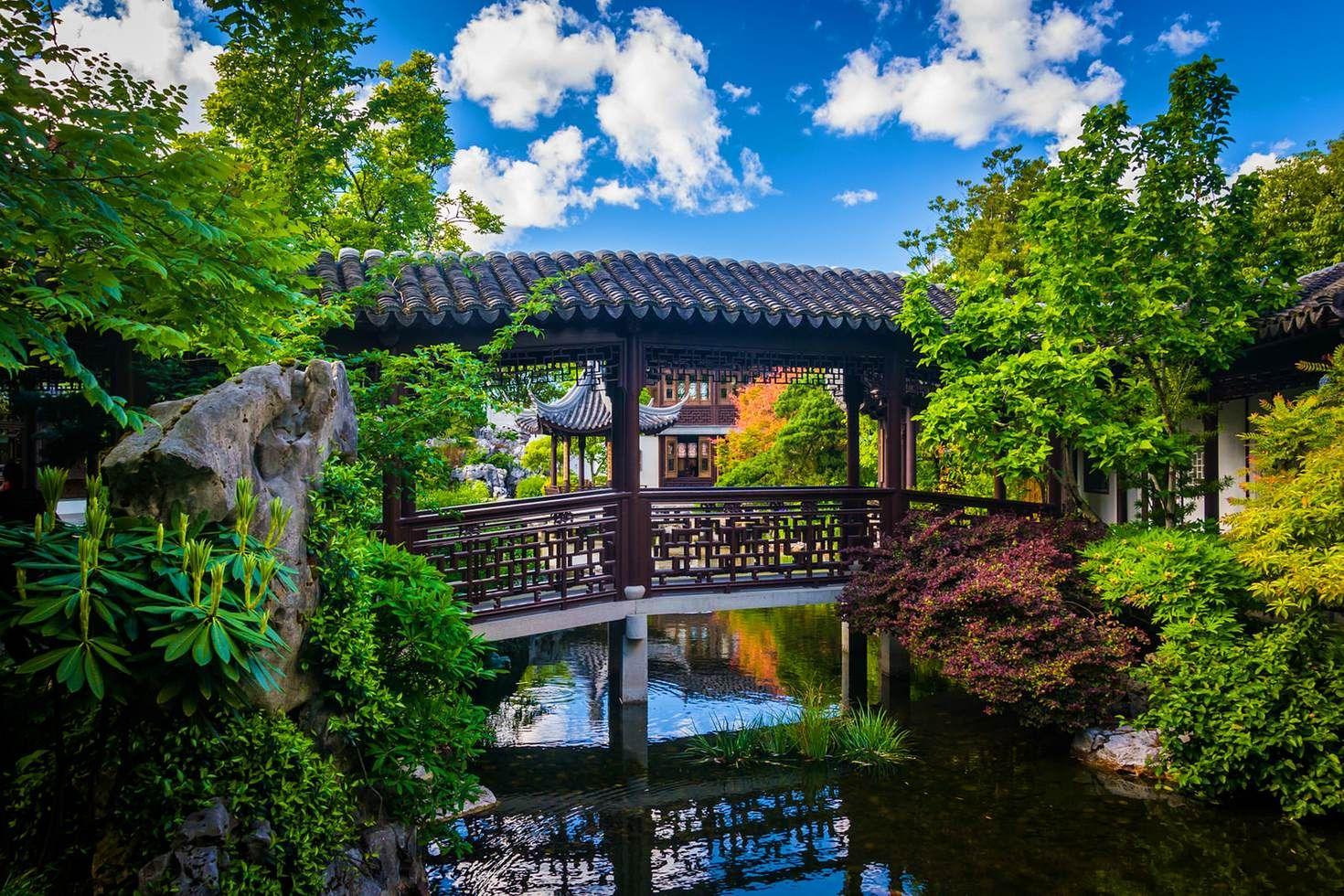 Portland's best hikes and gardens Chinese garden, Best
