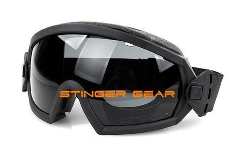 FMA LPG01BK12-2R PC Tactical Optical Regulator Goggle Protection Goggles BK,DE(SKU12050440) - Safaryworld.com