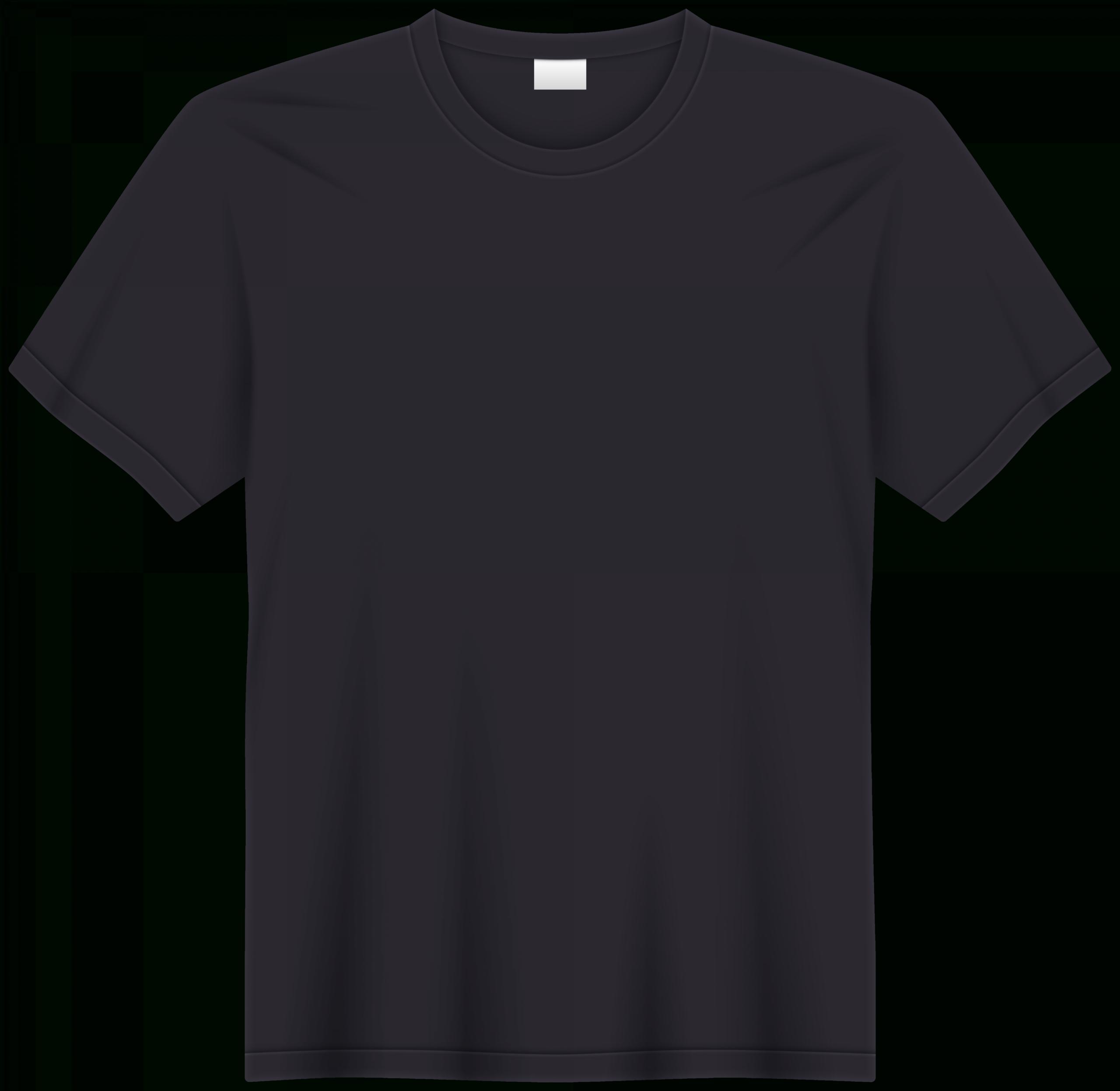 16 Black T Shirt Png T Shirt Png Black Tshirt All Blacks T Shirt