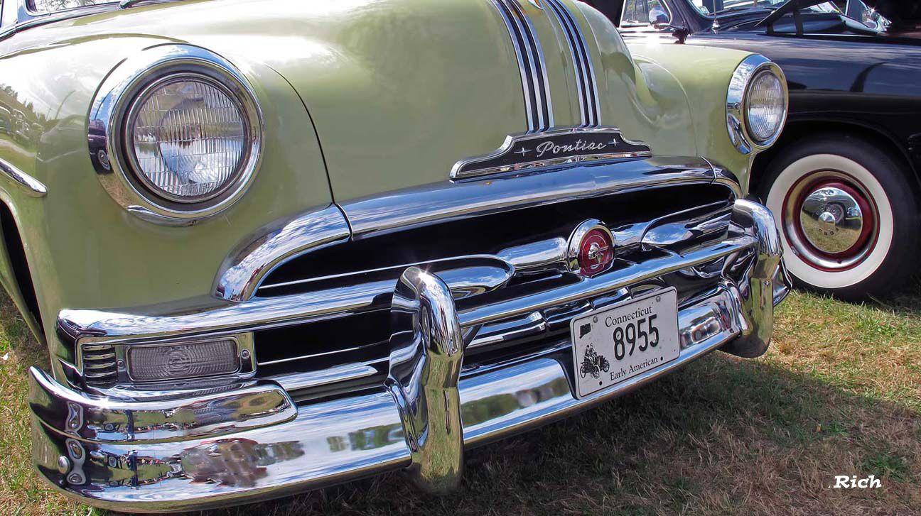 1953 Pontiac Chieftain Pinterest Sedan