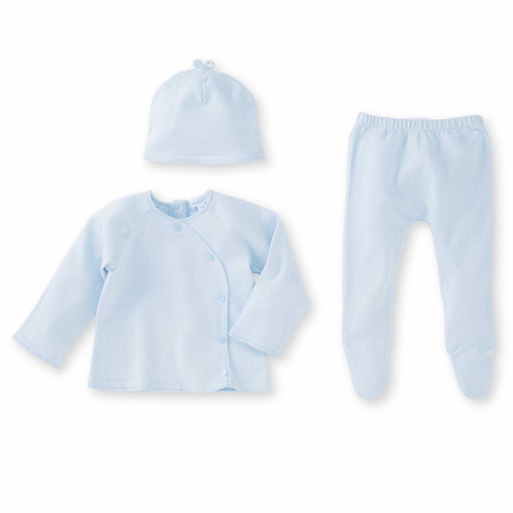 4c544b53a Mud Pie Take Me Home Set - Blue Kimono | Baby Boy France | Pinterest ...
