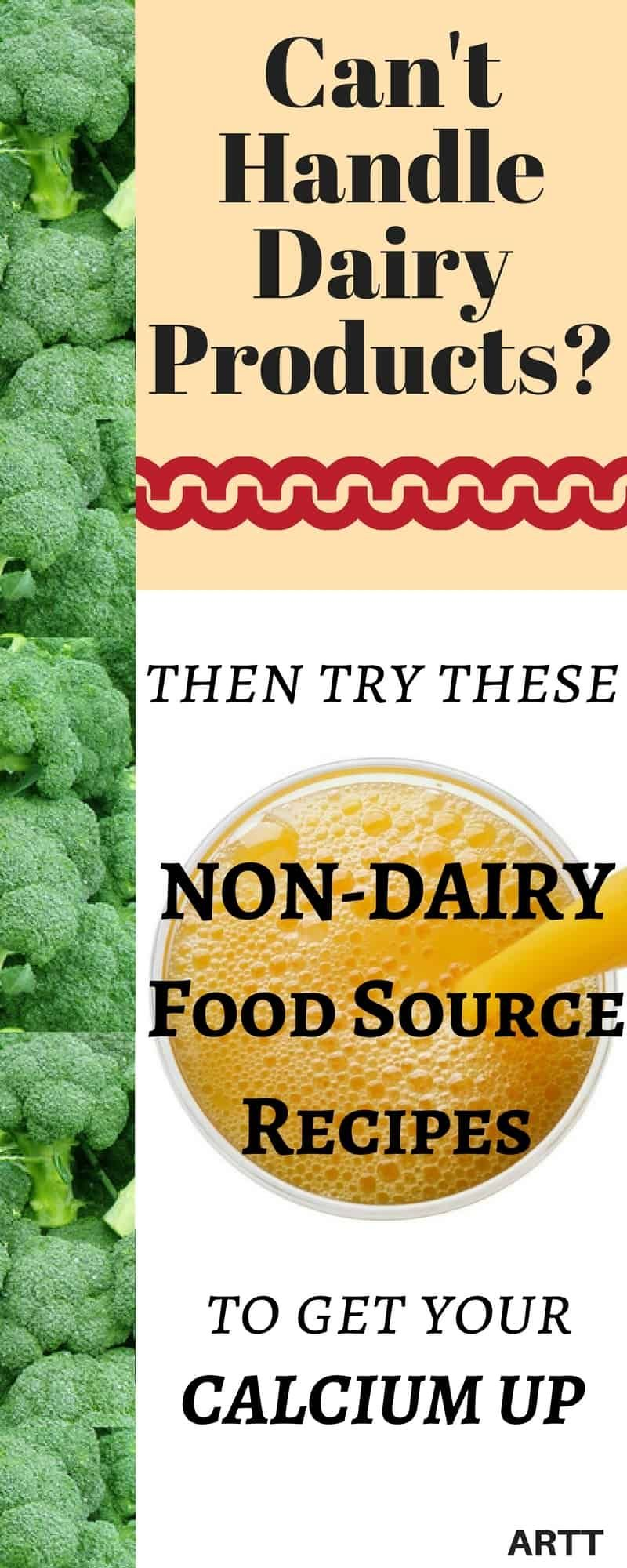 How to Boost Your Calcium Levels Without Dairy Products