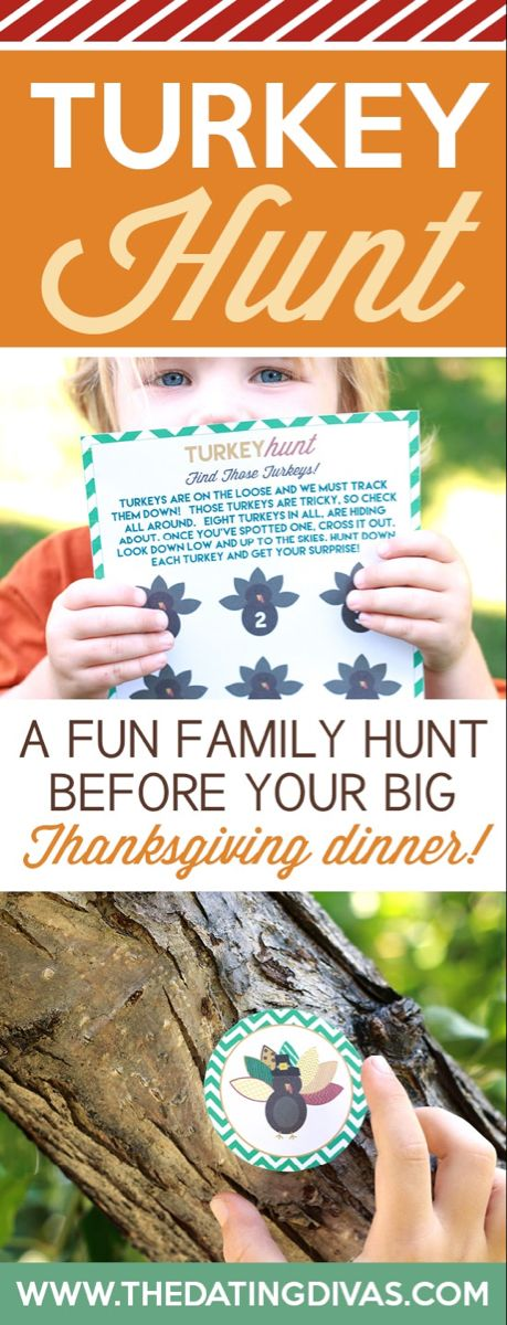Over 13 Really Fun Thanksgiving Family Games to Play for Kids, Teens and Adults