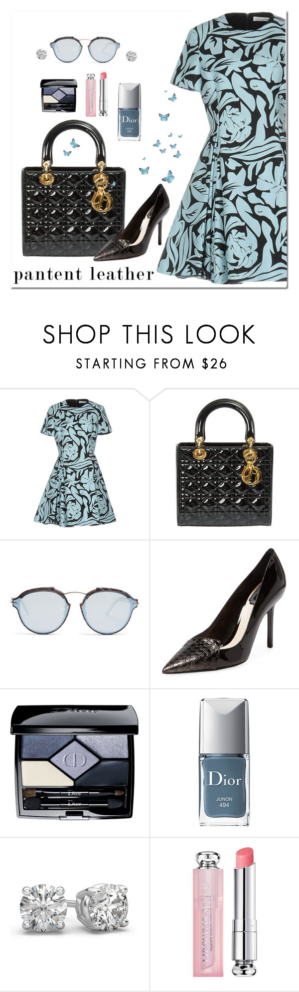 """""""It's Dior Darling!"""" by krusie ❤ liked on Polyvore featuring Christian Dior"""