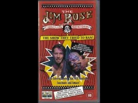 The Jim Rose Circus Sideshow - 1993