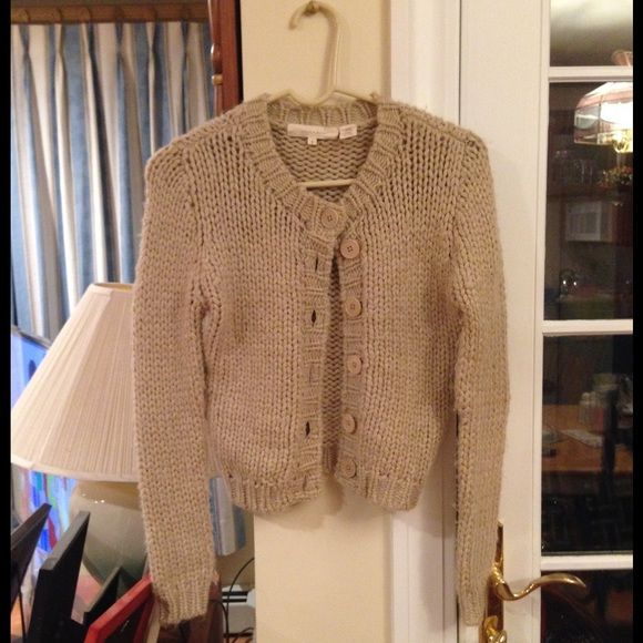 ✂50% OFF✂️INHABIT Alpaca Blend Sweater SUPER soft alpaca blend cardigan by Inhabit! Great condition! Inhabit Sweaters Cardigans