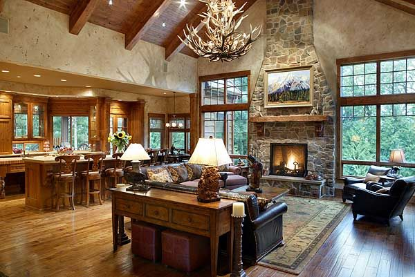 Top 25 ideas about Mountain Home Plans on Pinterest Rustic home