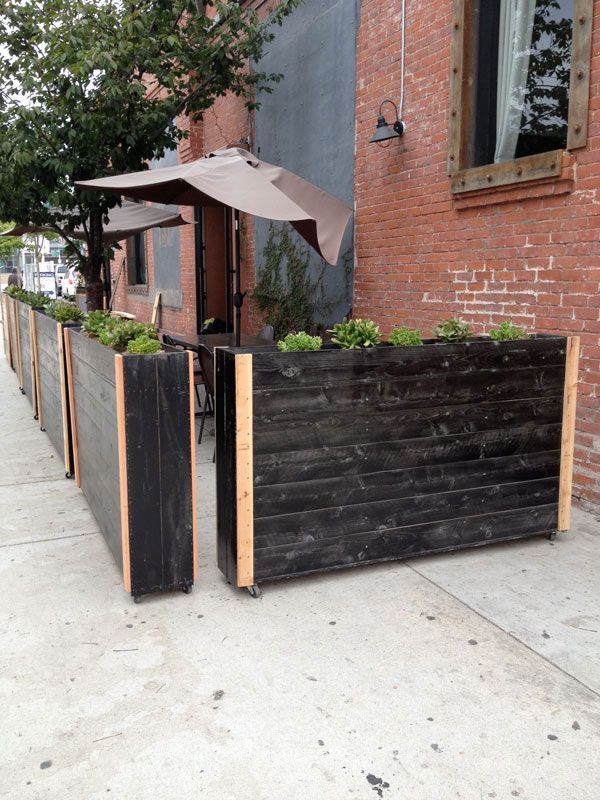 Wonderful The Spice Table   Privacy Wall Planter