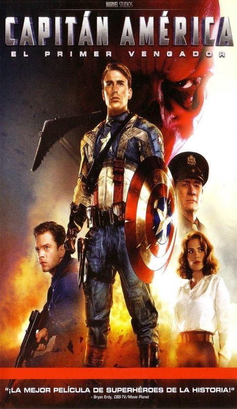 Capitan America El Primer Vengador Best Superhero Movies Avengers Movies Captain America