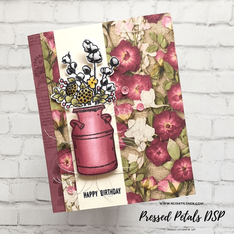 Pretty Cards & Paper Blog Hop - Alisa Tilsner