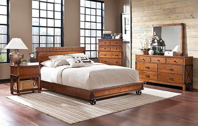 Najarian Manchester Bedroom Collection at DAWS Home ...