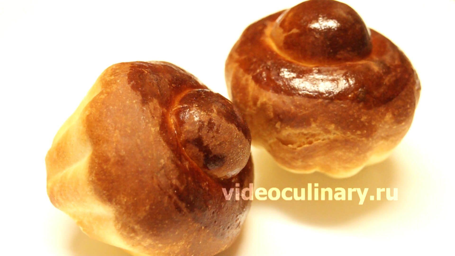 Бриошь – вкусный французский хлеб из сдобного дрожжевого ...