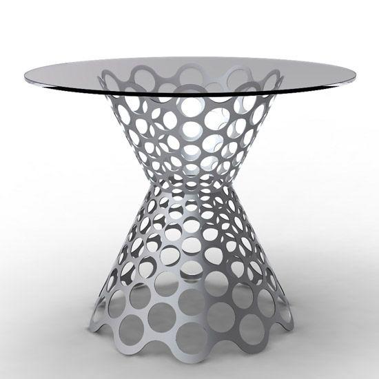 charlie davidson: peppered table