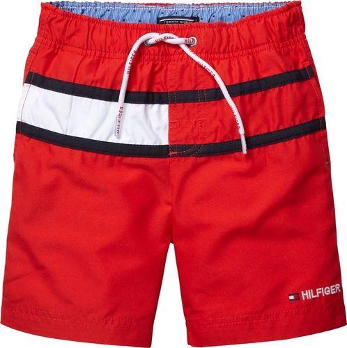 Tommy Hilfiger Badehosen Flag Swimshort Tommy Hilfiger Mens Outfits Tommy Hilfiger Shorts
