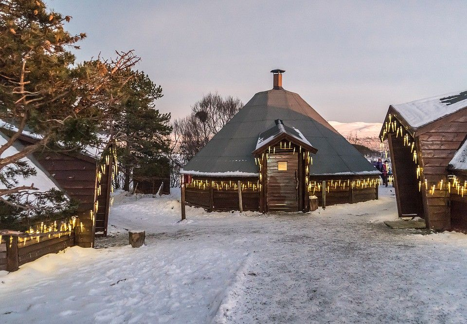 Tromsø, Northern Norway Cottage in 2020 Tromso