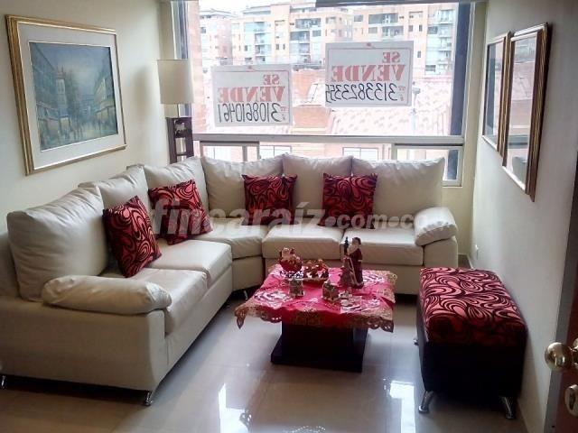 Apartamento en Venta - Bogotá Mazurén - Área construida 60,00 m², área privada 56,00 m² - Precio: $ 225.000.000