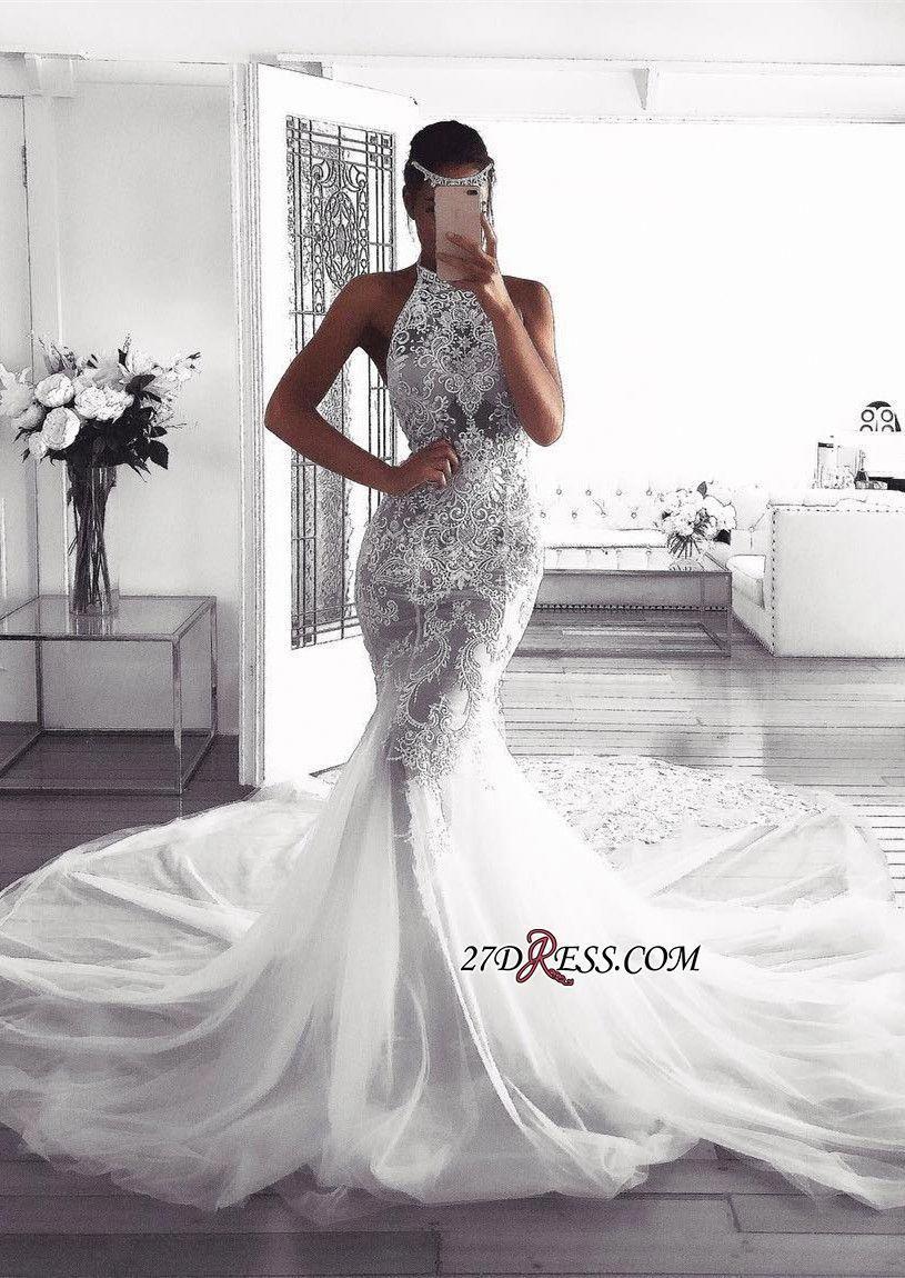 These Mermaid Wedding Dresses Are Stunning Mermaidweddingdresses Vestidos De Novia Vestido De Novia Sirena Vestido De Novia Elegante