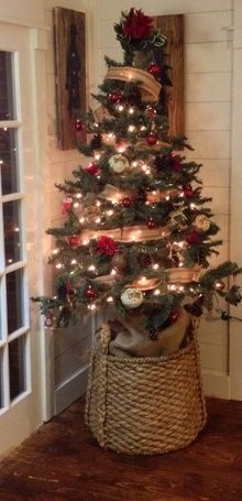 Well-liked RYOBI NATION - Christmas tree riser | Christmas tree, Burlap and Box JG79