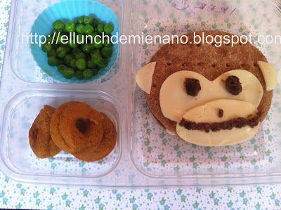 monkey sandwich