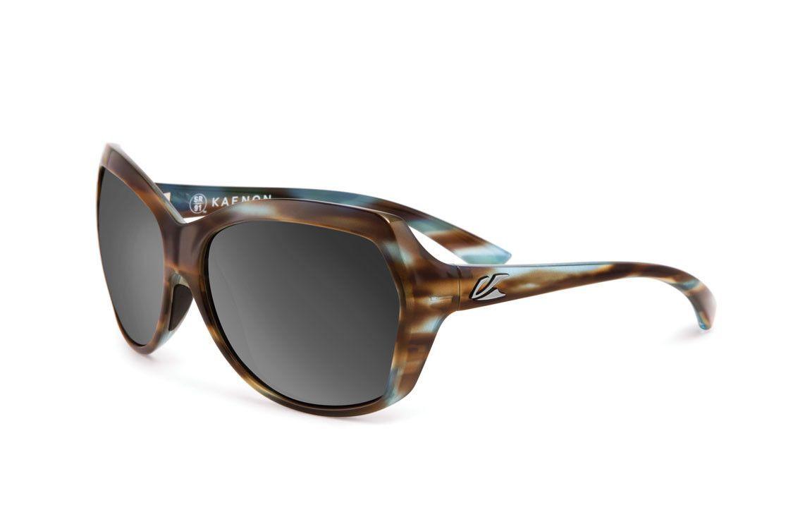 Kaenon - Shilo Abalone Sunglasses, G12 Polarized Black Mirror Lenses