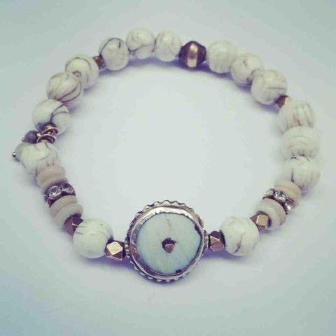 Conch Shell Bracelet