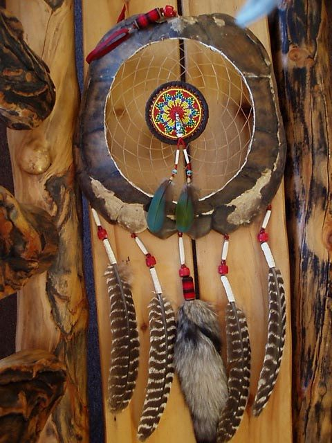 History Of Dream Catchers Choctaw Indian Art Oklahoma  Dream Catchers And War Shields