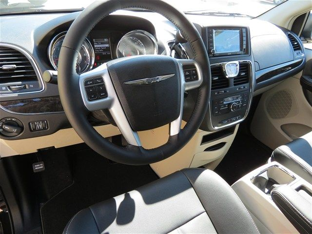 chrysler town and country uconnect upgrade