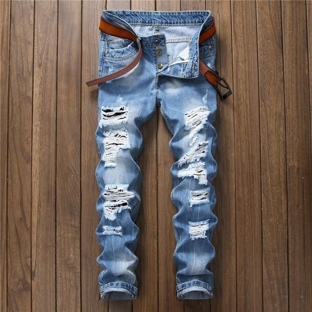 6403890b8c0 Item Type  Jeans Gender  Men Material  Denim Model Number  E0490 Closure  Type  Zipper Fly Brand Name  Newsosoo Thickness  Midweight Fabric Type   Softener ...