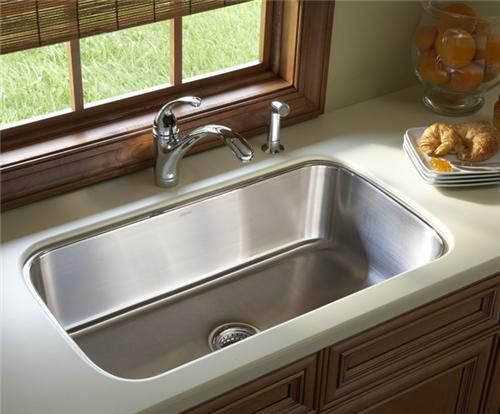 Shop For The Sterling 11600 Na Mcallister Undercounter Single Basin Kitchen Sink 32