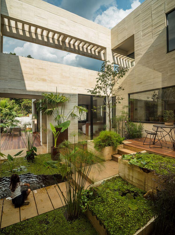 Galer a de casa jard n connatural 6 vivienda for Programa diseno exteriores