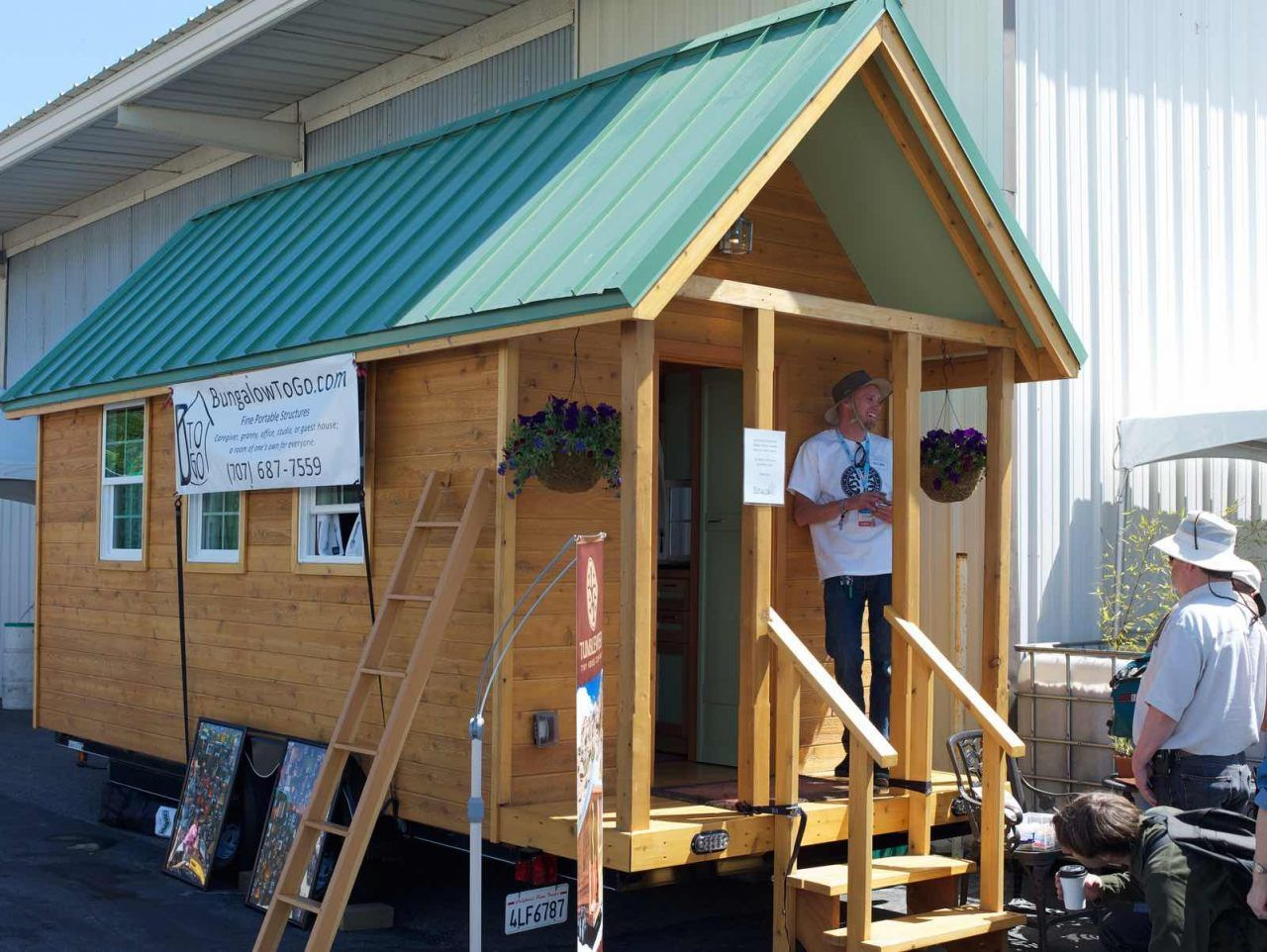 California Town Considers Tiny Houses for Homeless | Think