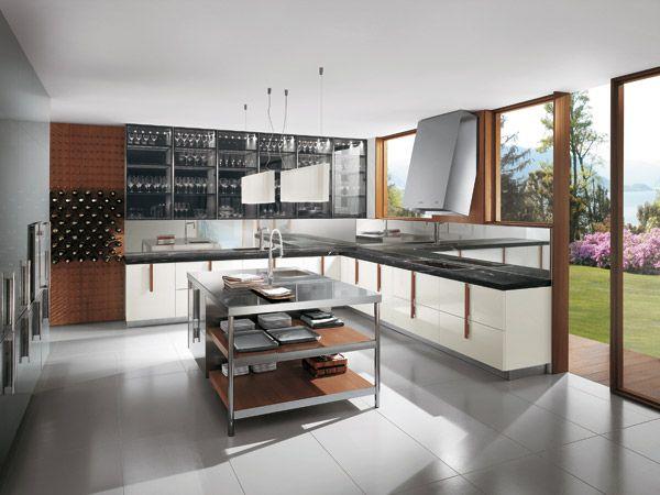 Mobili per cucina ernestomeda barrique__c_ Kitchens Pinterest - ernestomeda barrique