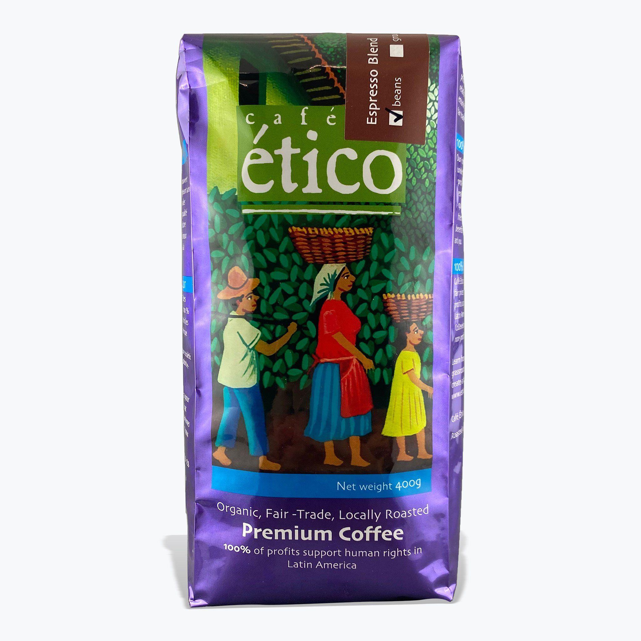 Café Ético - Espresso Blend (400g)