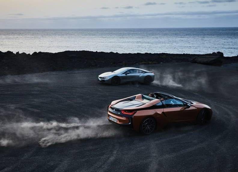 2019 BMW i8 Roadster | Bmw i8, Bmw wallpapers, Super cars