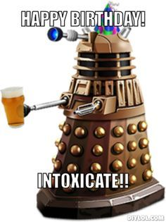 Doctor Who Birthday Wish Holidays And Gift Ideas Birthday